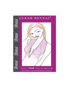 Clear Reveal Adhesive Bra From Braza