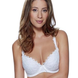 Lepel Fiore White Push Up Bra