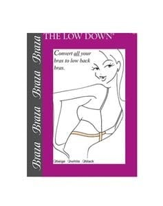 Braza Low Back Bra Converter