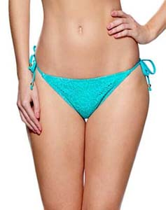 Summer Days Tie Side Bikini Bottoms
