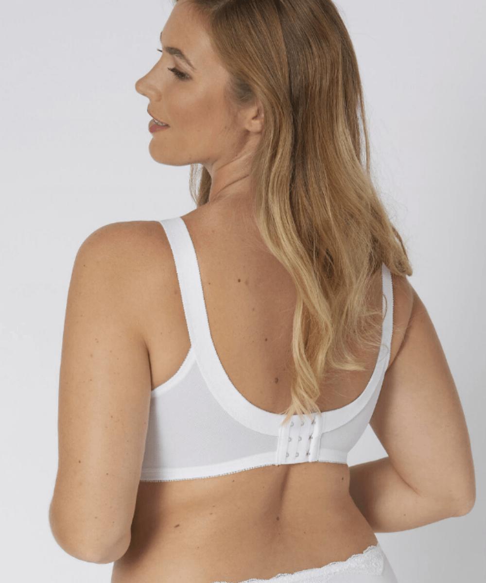 Triumph Doreen Bra In White