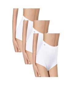 Cherish Cotton Knickers White