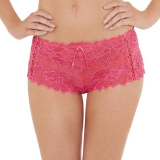 Fiore Neon Pink French Knicker