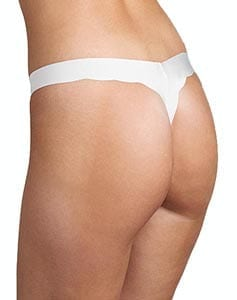 Sloggi String Thong White Back