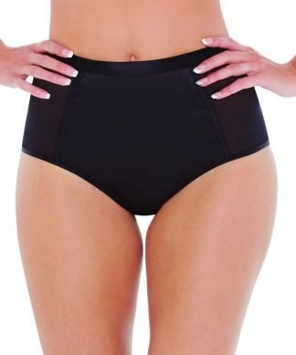 Claudia High Waist Briefs from Lepel London