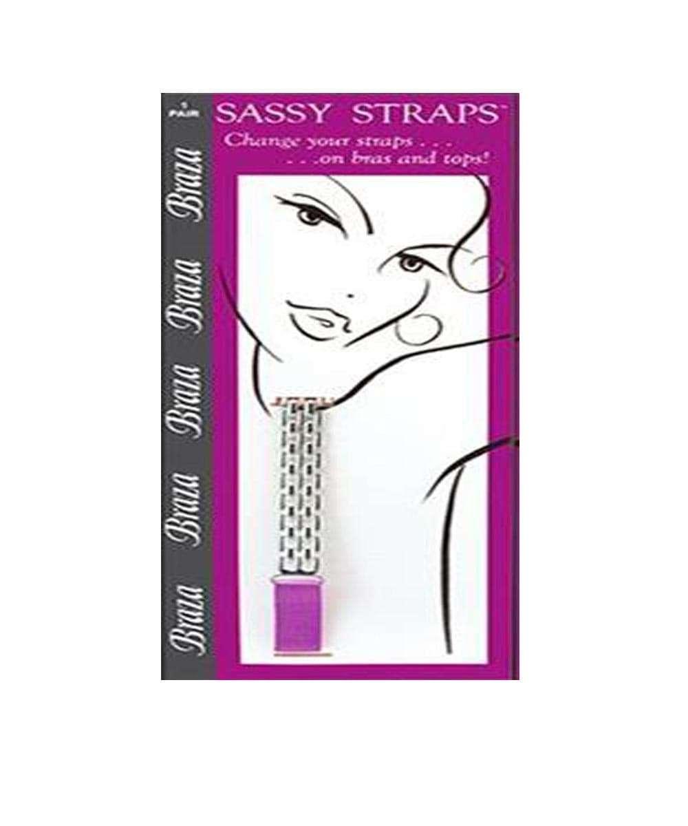 Braza Weave Link Bra Straps Violet