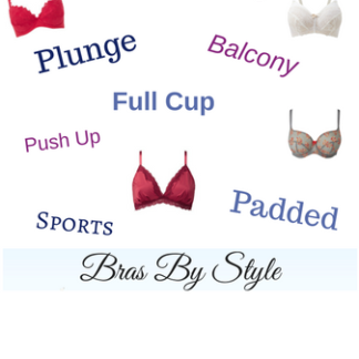 Bras By Style