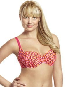Cindy Balcony Bikini Top from Cleo