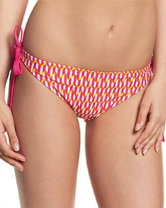 Cindy Tie Side Bikini Briefs from Cleo