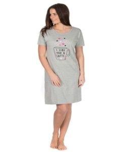 ladies jersey nightdress