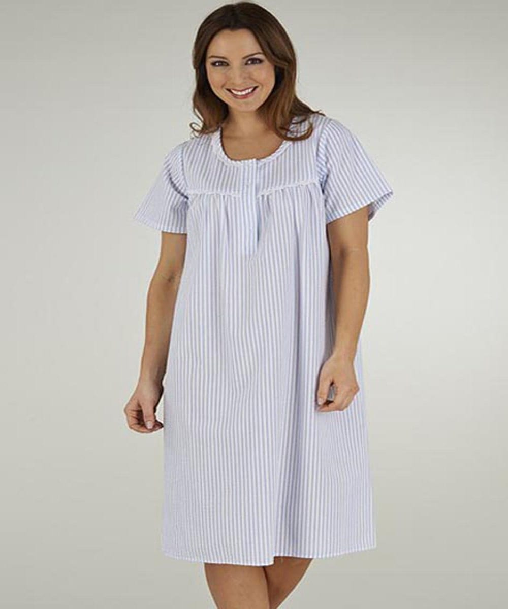 Seersucker Nightdress
