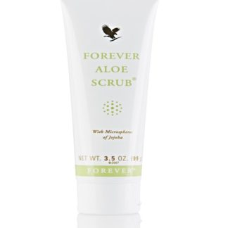 Forever Aloe Scrub With Jojoba