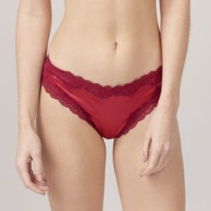 Lepel London Caitlin Red Briefs
