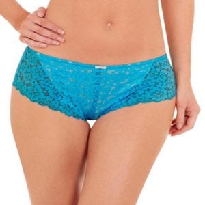 Lepel Daisy Turquoise French Knickers