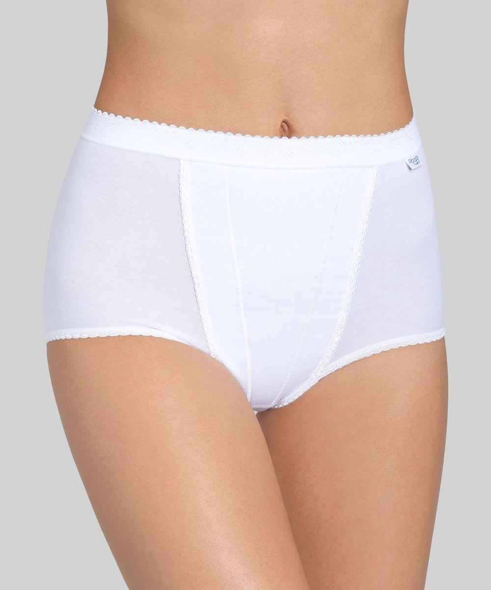 Sloggi Tummy Control Pants in White