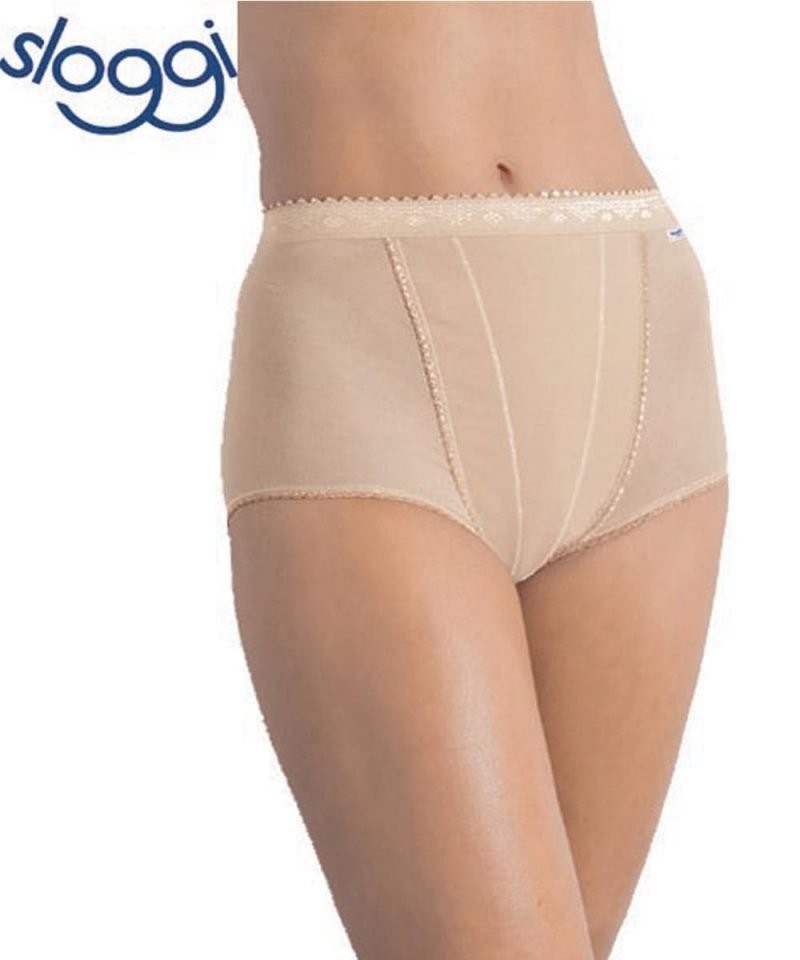 Sloggi Tummy Control Pants in Nude