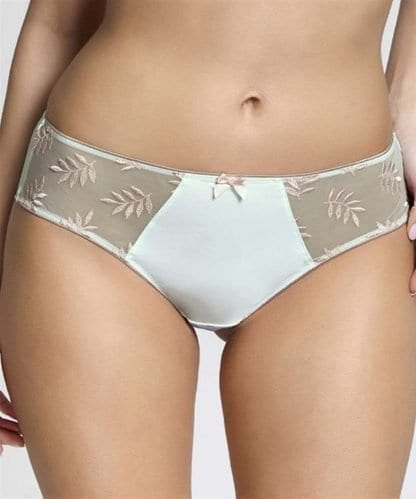 Panache Tango II Brief in Pale Jade