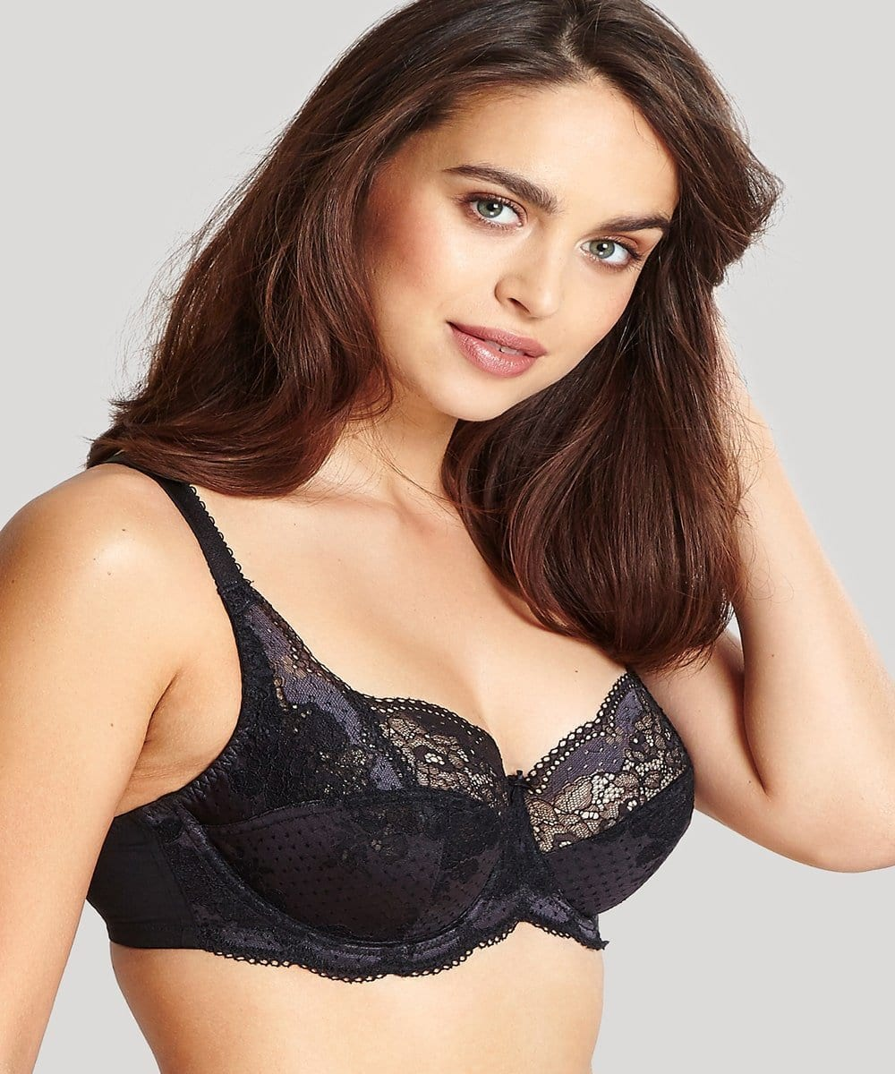 Panache Clara Bra in Black Model