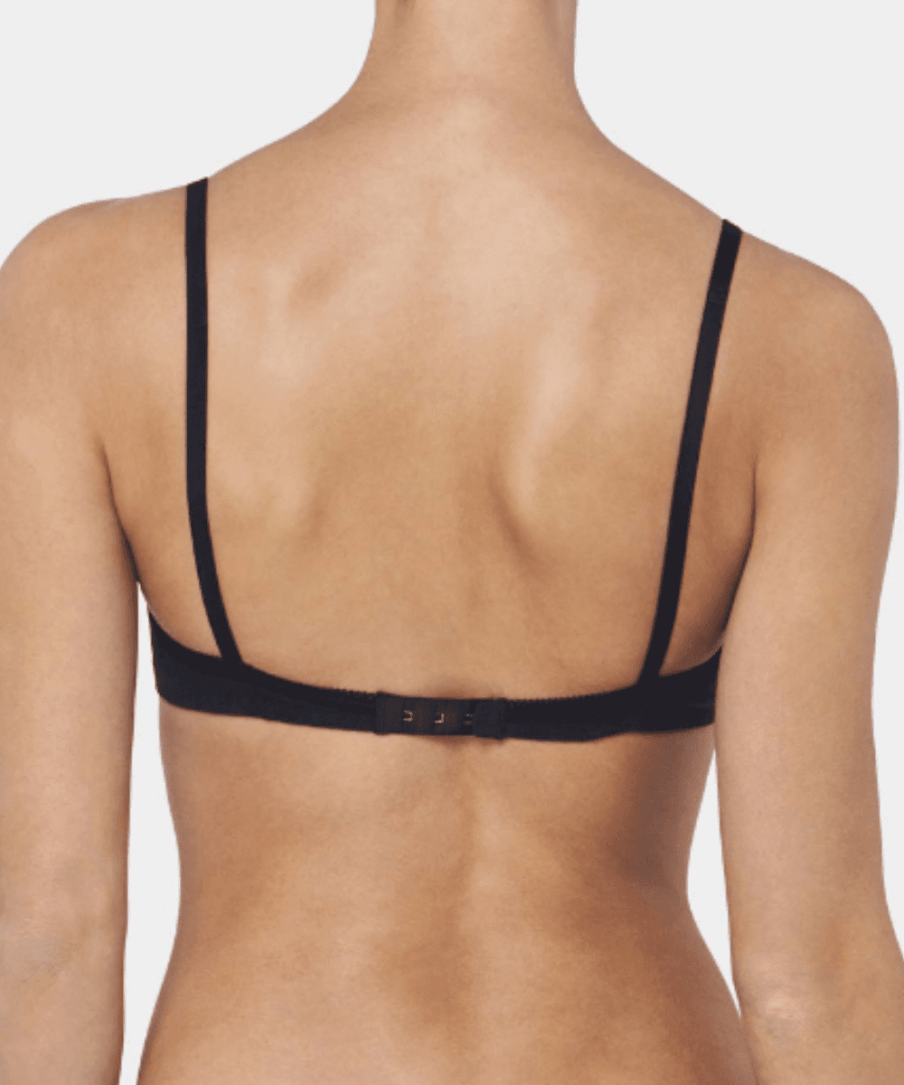 Sloggi Bra - Cotton 24/7 N Black Back