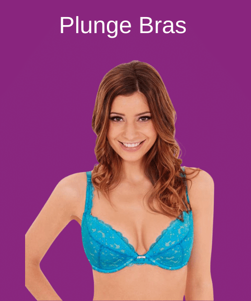 Plunge Bras Style Page Image