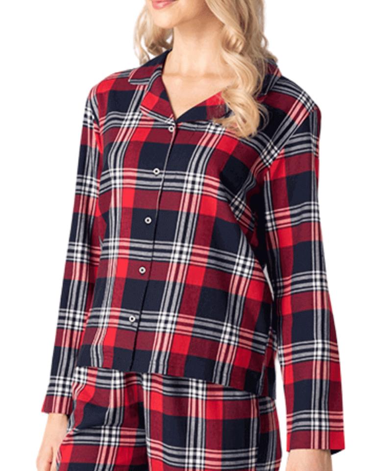Red Tartan Pyjamas